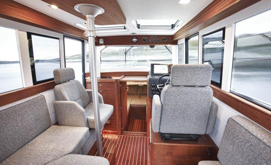 Paragon 25 Cabin